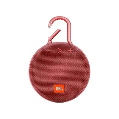 Беспроводная акустика JBL Clip 3 Red