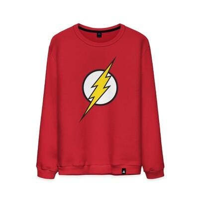 Мужской свитшот хлопок Flash