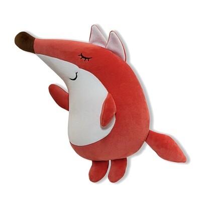 Игрушка-антистресс Штучки, к которым тянутся ручки Сплюшки Лиса 35 см