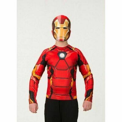 Батик Карнавальный костюм Железный человек