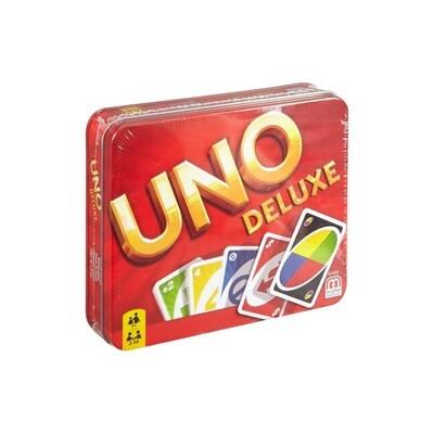 Настольная игра Mattel Uno Делюкс