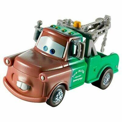 Погрузчик Mattel Cars Color Changers Мэтр