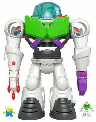 Интерактивная игрушка робот-трансформер Imaginext История игрушек Базз Лайтер