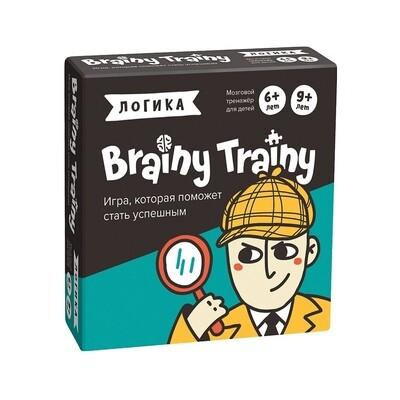 Игра-головоломка Brainy Trainy