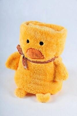 Плед Soft Symbols игрушка маленький Утка