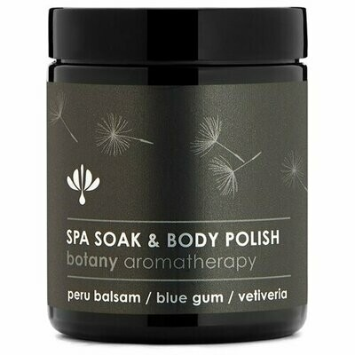 Botany Соль для ванн и скраб для тела 2 в 1. Spa soak & body, 200 г