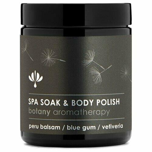 Botany Соль для ванн и скраб для тела 2 в 1. Spa soak & body, 200 г