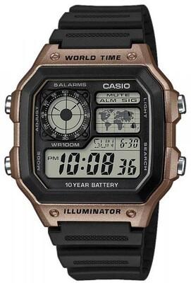 Японские наручные часы Casio Collection AE-1200WH-5AVEF