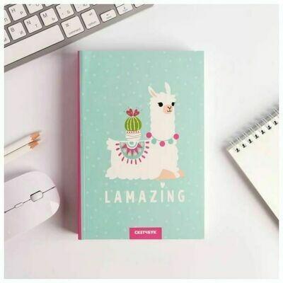 Скетчбук ArtFox Lamazing