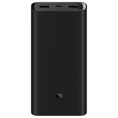 Внешний аккумулятор Mi Power Bank 3 Pro 20000mAh