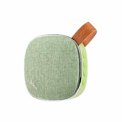 Портативная акустика Hoco BS9 green