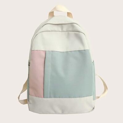 Минималистский контрастный рюкзак