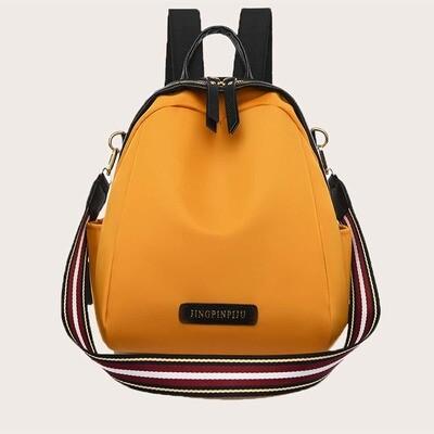 Рюкзак с изогнутым верхом