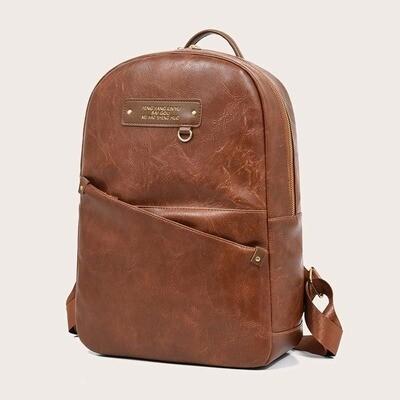 Рюкзак из искусственной кожи
