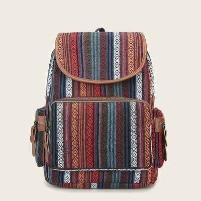 Повседневный Рюкзак в этническом стиле