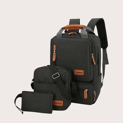 Мужской рюкзак 3шт
