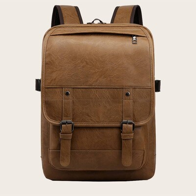Мужской минималистичный рюкзак