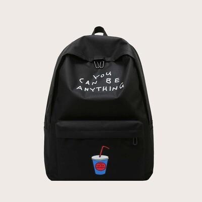 Оригинальный мужской рюкзак с принтом