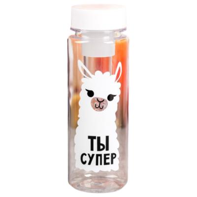 Бутылка для воды Komandor