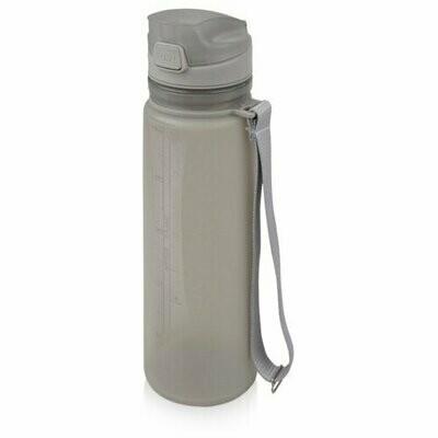 Бутылка Oasis Твист 0.5 серая