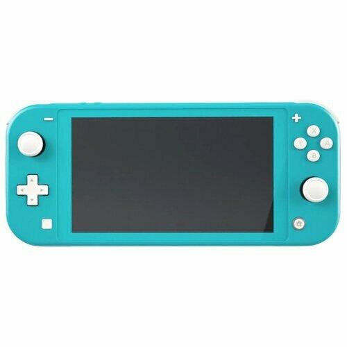 Игровая приставка Nintendo Switch Lite turquoise