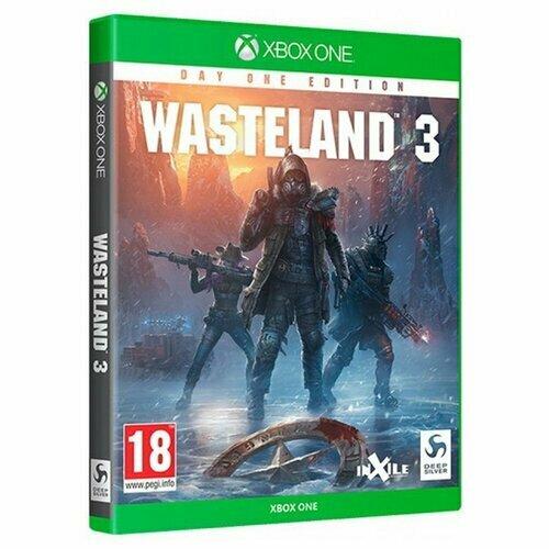 Игра для Xbox ONE Wasteland 3. Издание первого дня