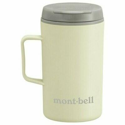 Термокружка MontBell Termo Mug MB Logo (0.33 л) белый
