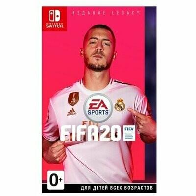 Игра для Nintendo Switch FIFA 20. Legacy Edition