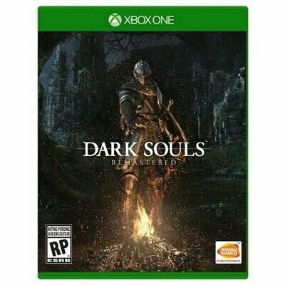 Игра для Xbox ONE Dark Souls: Remastered