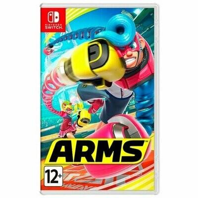 Игра для Nintendo Switch ARMS