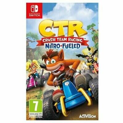 Игра для Nintendo Switch Crash Team Racing Nitro-Fueled