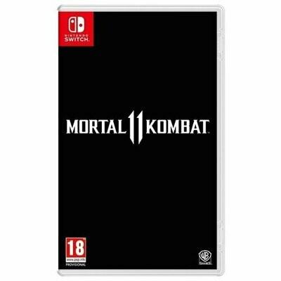 Игра для Nintendo Switch Mortal Kombat 11