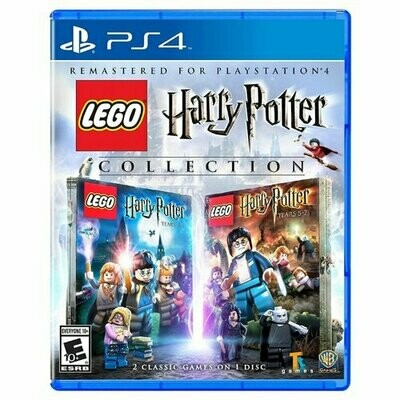 Игра для PlayStation 4 LEGO Harry Potter Collection
