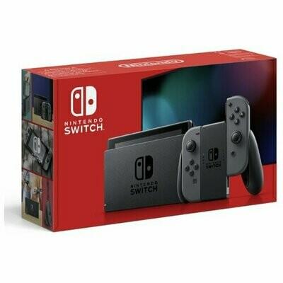 Игровая приставка Nintendo Switch 32 ГБ серый