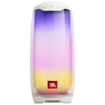 Портативная акустика JBL Pulse 4 white