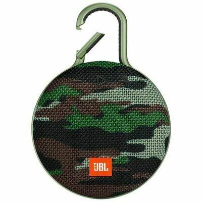 Беспроводная акустика JBL Clip 3 Squad