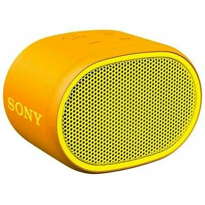 Беспроводная акустика Sony XB01 Extra Bass Yellow