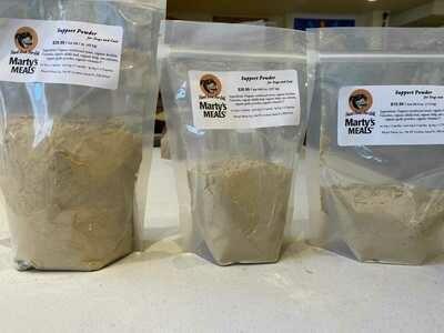 Organic/Non-GMO Support Powder