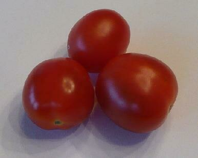 Tomato, Cherry/Grape, Juicy Fruit (Indeterminate)