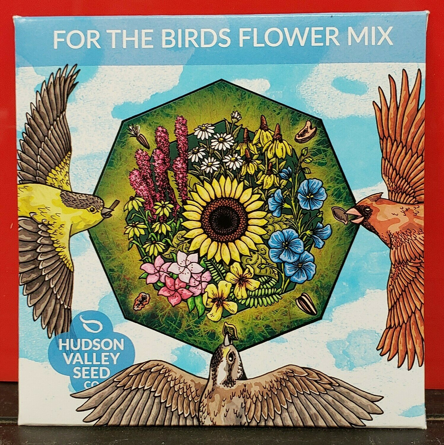 Art Pack Seeds: Flower Mix (For the Birds)