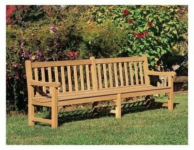 Essex Shorea Bench - 8'
