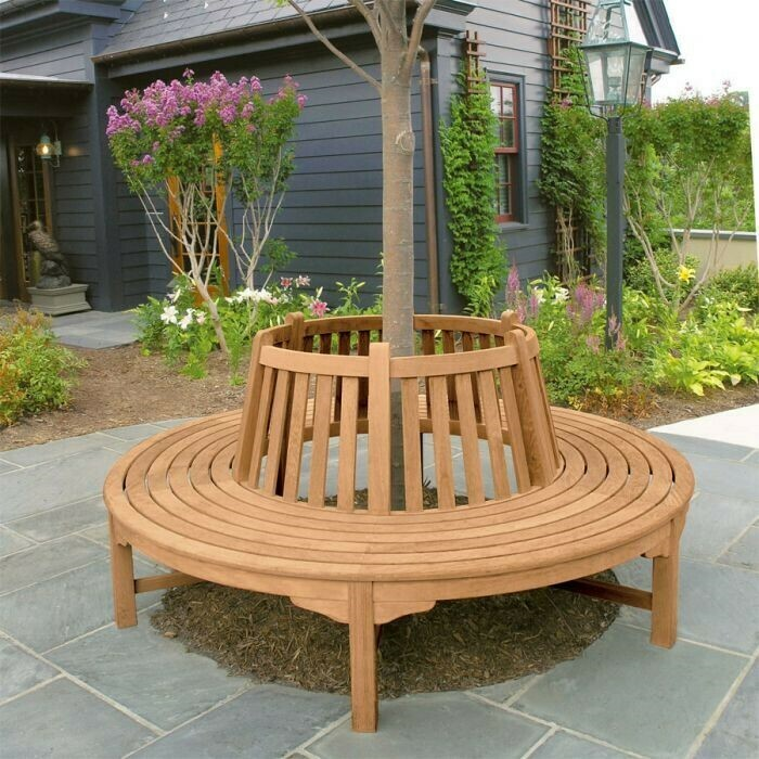 Windermere Circular Bench