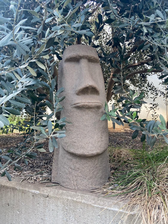 Easter Island head - Medium