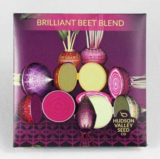 Art Pack Seeds: Beet (Brilliant Blend)