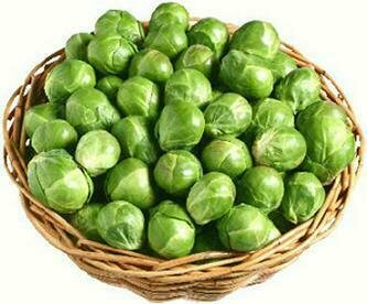 Brussels Sprouts, 'Long Island Improved'