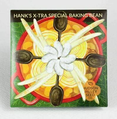 Art Pack Seeds: Bean, Baking 'Hank's Xtra Special'