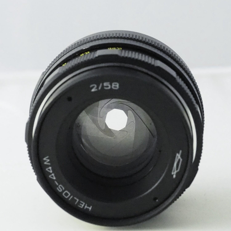 Helios-44M 58mm f:2.0