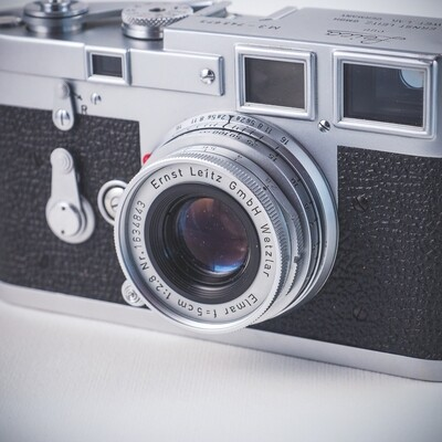 Leica M3 double stroke - body only