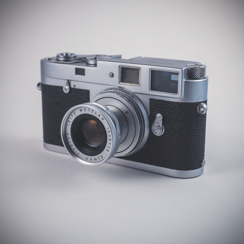 Leica M2 single stroke - body only