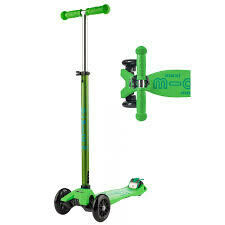 Maxi Micro Scooter - Green